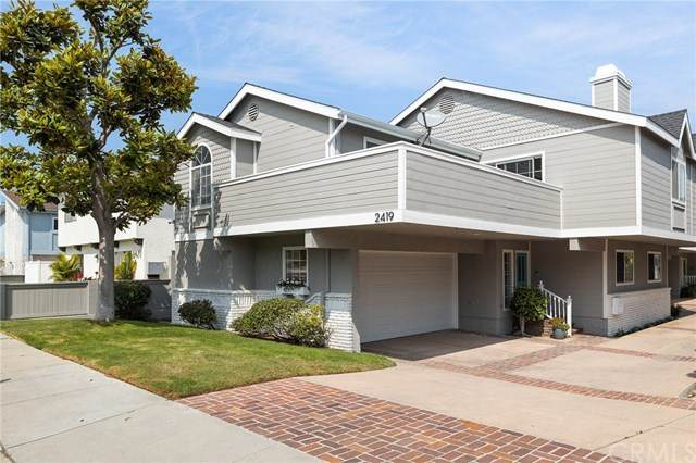 2419 Mathews Avenue #1, Redondo Beach, CA 90278 (#SB20196169) :: The Houston Team | Compass