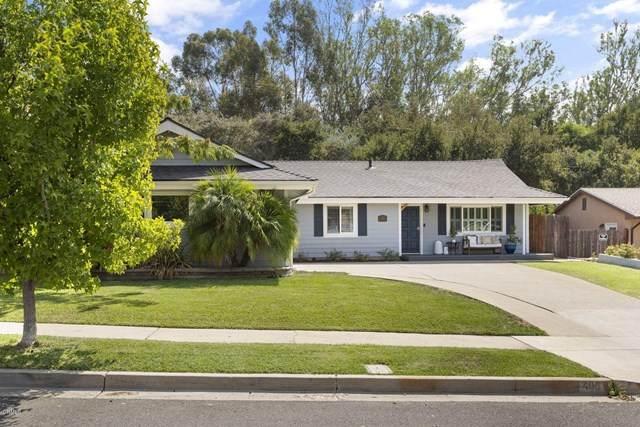 406 Descanso Avenue, Ojai, CA 93023 (#V1-1455) :: Team Tami