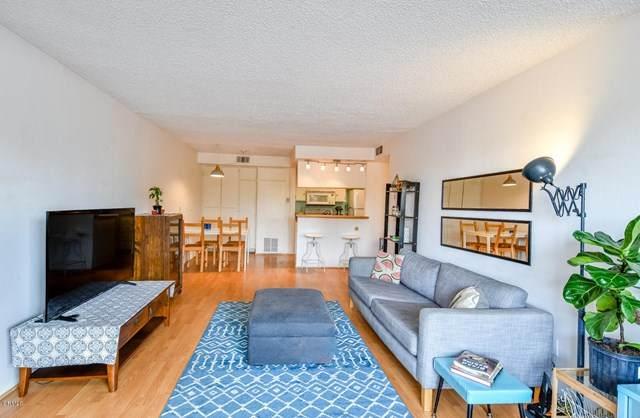 1517 E Garfield Avenue #23, Glendale, CA 91205 (#P1-1381) :: Compass