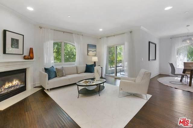2347 Fox Hills Drive #102, Los Angeles (City), CA 90064 (#20635238) :: Crudo & Associates