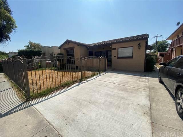 2768 Santa Ana Street, South Gate, CA 90280 (#PW20196767) :: Cal American Realty