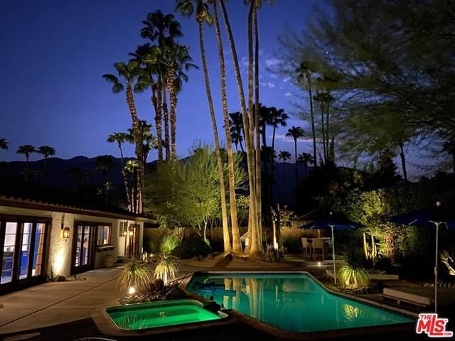 2390 E Santa Ynez Way, Palm Springs, CA 92264 (#20628844) :: Crudo & Associates