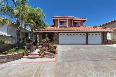 28335 Rodgers Drive, Saugus, CA 91350 (#SR20196902) :: The Brad Korb Real Estate Group