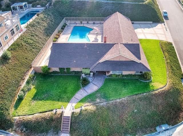 1501 Hollencrest Drive, West Covina, CA 91791 (#CV20196387) :: The Laffins Real Estate Team