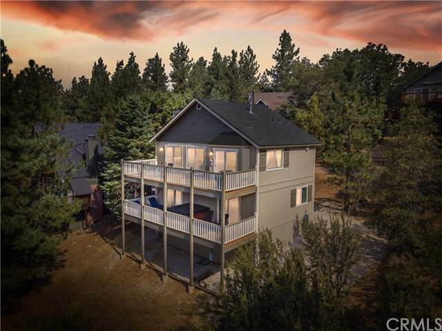 43888 Yosemite Drive, Big Bear, CA 92315 (#EV20196265) :: The Najar Group