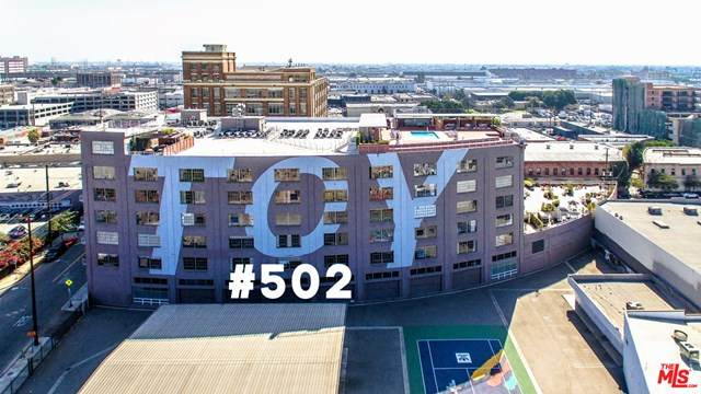 1855 Industrial Street #502, Los Angeles (City), CA 90021 (#20635210) :: Arzuman Brothers