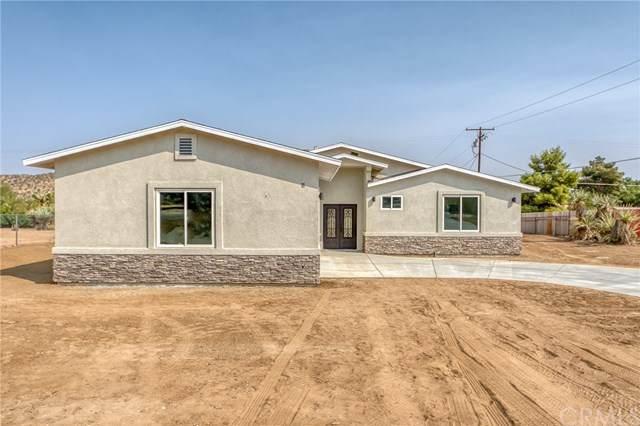 57826 El Dorado Drive, Yucca Valley, CA 92284 (#JT20196613) :: Team Tami