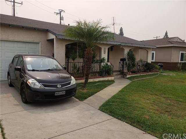 5504 Manzanar Avenue, Pico Rivera, CA 90660 (#CV20197099) :: The Laffins Real Estate Team