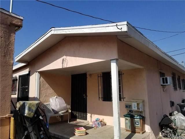 125 W Vernon Avenue, Los Angeles (City), CA 90037 (#DW20197138) :: Wendy Rich-Soto and Associates