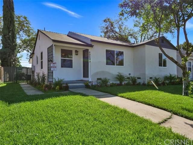 6920-6918 Corbin Avenue, Reseda, CA 91335 (#SR20194521) :: The Laffins Real Estate Team