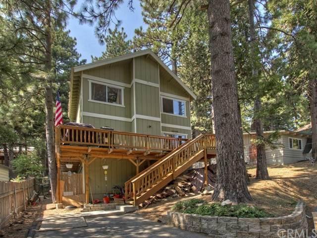 31150 All View Drive, Running Springs, CA 92382 (#EV20196776) :: Go Gabby