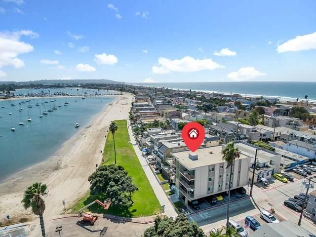 3696 Bayside Walk G, San Diego, CA 92109 (#200045832) :: Go Gabby