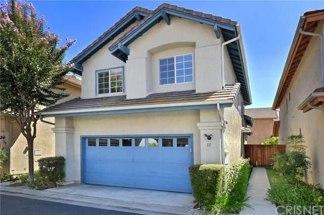 20832 Valerio Street #31, Winnetka, CA 91306 (#SR20197237) :: Hart Coastal Group