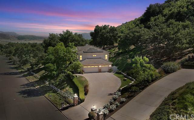 1683 Tecalote Drive, Fallbrook, CA 92028 (#SW20197143) :: The Miller Group
