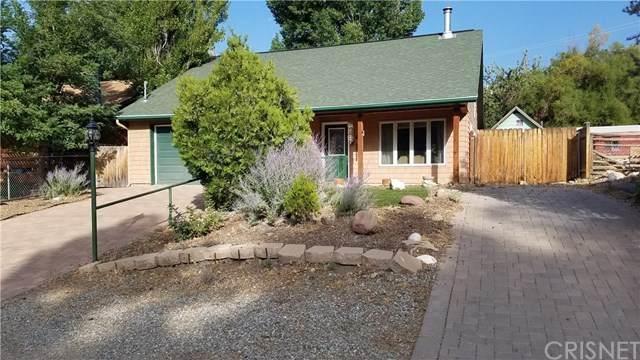 136 Oak Street, Frazier Park, CA 93225 (#SR20196760) :: Crudo & Associates