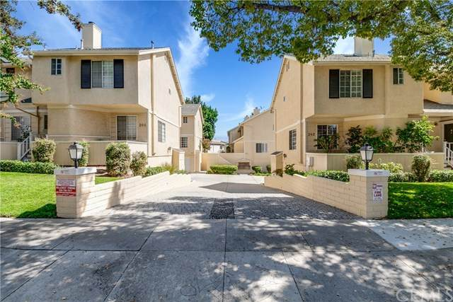 242 N Mar Vista Avenue #2, Pasadena, CA 91106 (#WS20197446) :: Z Team OC Real Estate