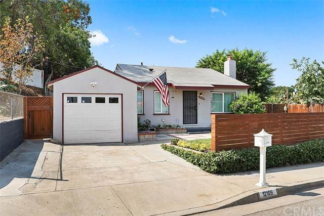 12109 Corley Drive, Whittier, CA 90604 (#PW20195615) :: RE/MAX Masters