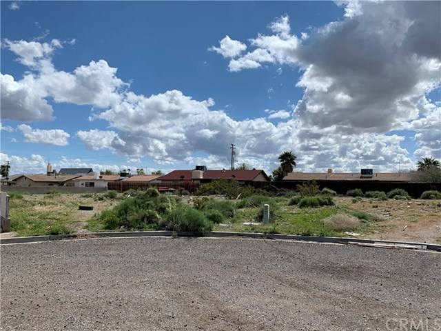 0 Carty Place, Needles, CA 92363 (#JT20197574) :: RE/MAX Masters