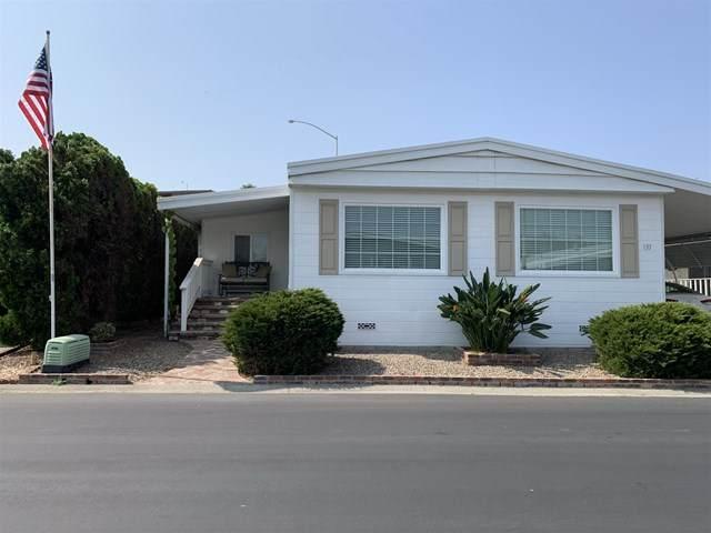 1401 El Norte Pkwy Spc 137, San Marcos, CA 92069 (#200045873) :: The Najar Group