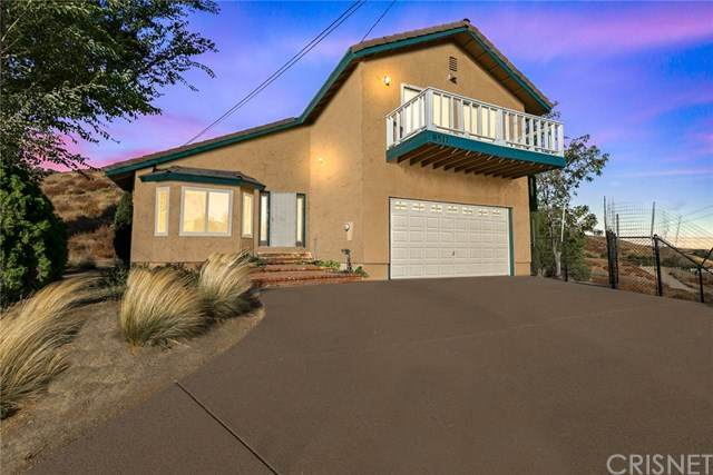 8511 Calva Street, Leona Valley, CA 93551 (#SR20194469) :: The Laffins Real Estate Team