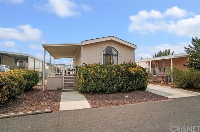 3303 Sierra #70, Rosamond, CA 93560 (#SR20197661) :: RE/MAX Empire Properties