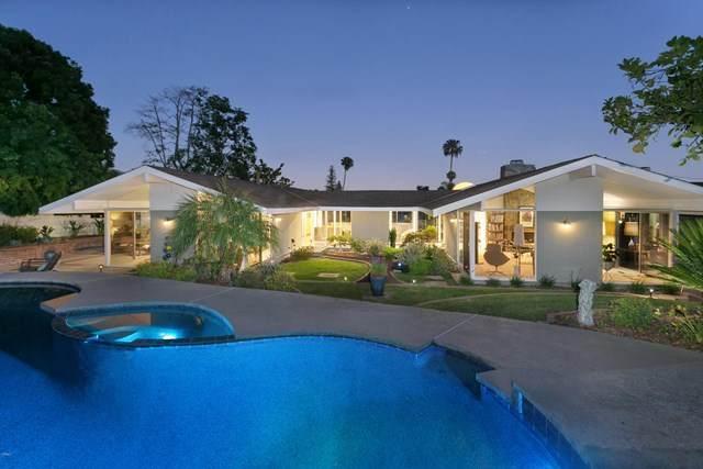 825 Via Estrellita Avenue, Glendora, CA 91741 (#P1-1400) :: Berkshire Hathaway HomeServices California Properties
