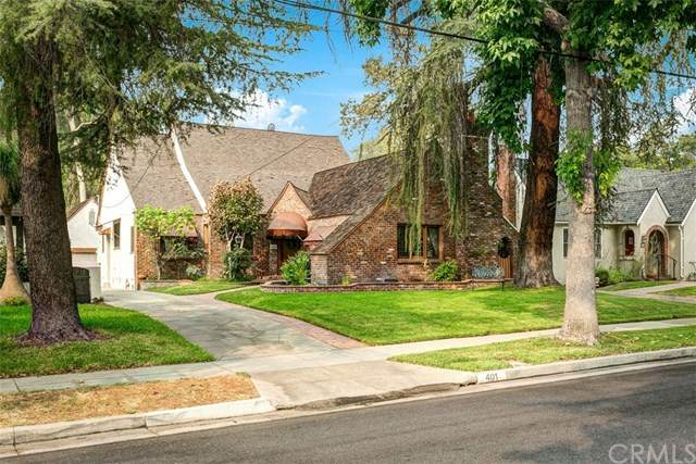 401 N Story Place, Alhambra, CA 91801 (MLS #PF20196466) :: Desert Area Homes For Sale