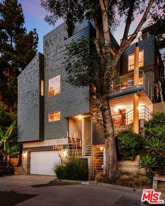 1758 Fanning Street, Los Angeles (City), CA 90026 (#20635510) :: Go Gabby