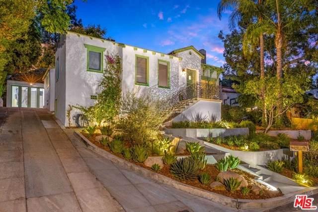 2413 Tesla Terrace, Los Angeles (City), CA 90039 (#20635410) :: Go Gabby