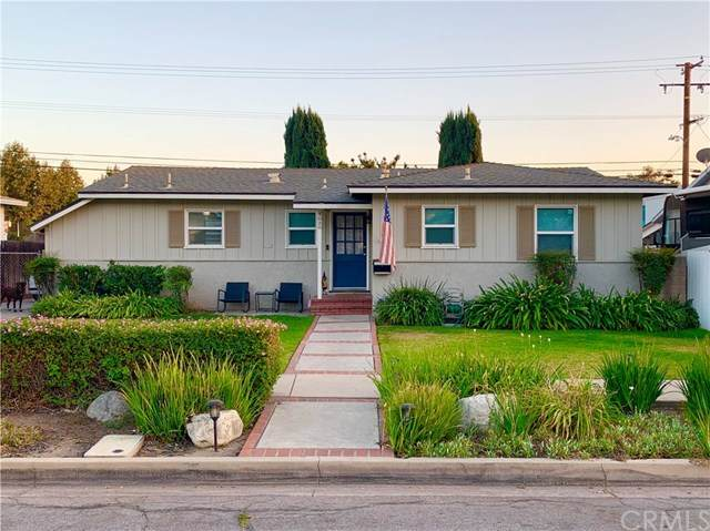 1020 Newhill Street, Glendora, CA 91741 (#CV20197301) :: The Laffins Real Estate Team