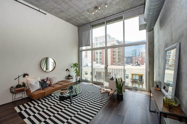 1025 Island Ave #708, San Diego, CA 92101 (#200045795) :: Massa & Associates Real Estate Group | Compass
