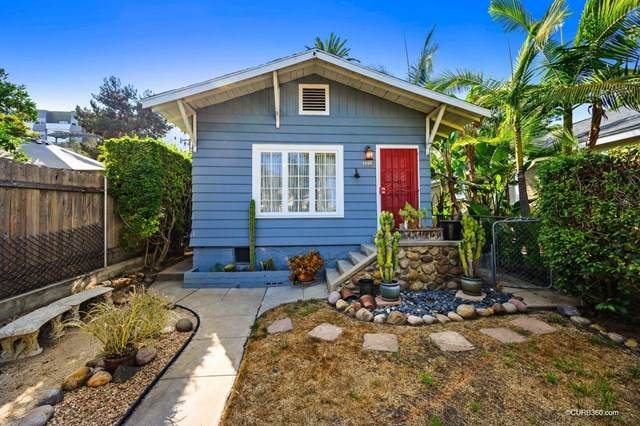 4140 Florida St, San Diego, CA 92104 (#200045911) :: The Laffins Real Estate Team