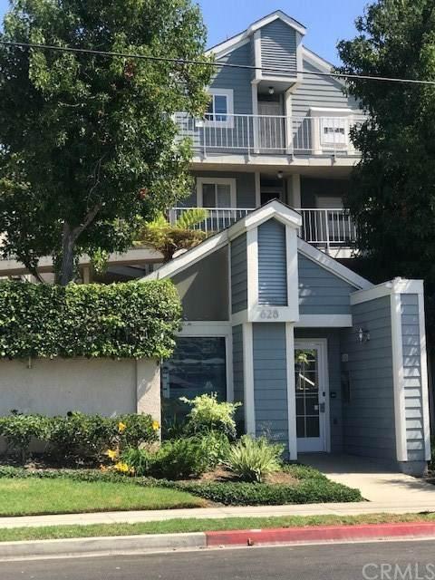 628 Daisy Avenue #425, Long Beach, CA 90802 (#RS20197815) :: Wendy Rich-Soto and Associates