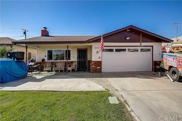 8808 Beverly Road, Pico Rivera, CA 90660 (#PW20197804) :: The Laffins Real Estate Team