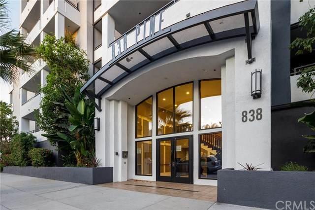 838 Pine Avenue #218, Long Beach, CA 90813 (#PW20197859) :: Wendy Rich-Soto and Associates