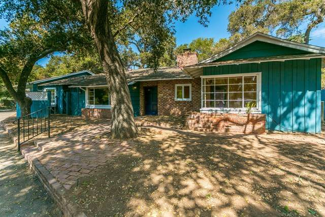 814 W Cuyama Road, Ojai, CA 93023 (#V1-1485) :: Z Team OC Real Estate