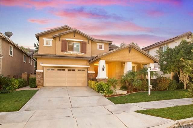 11487 Tesota Loop Street, Corona, CA 92883 (#DW20196985) :: Z Team OC Real Estate