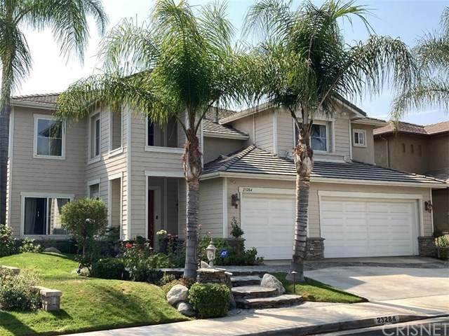 23284 Cuestport Drive, Valencia, CA 91354 (#SR20197921) :: Mark Nazzal Real Estate Group