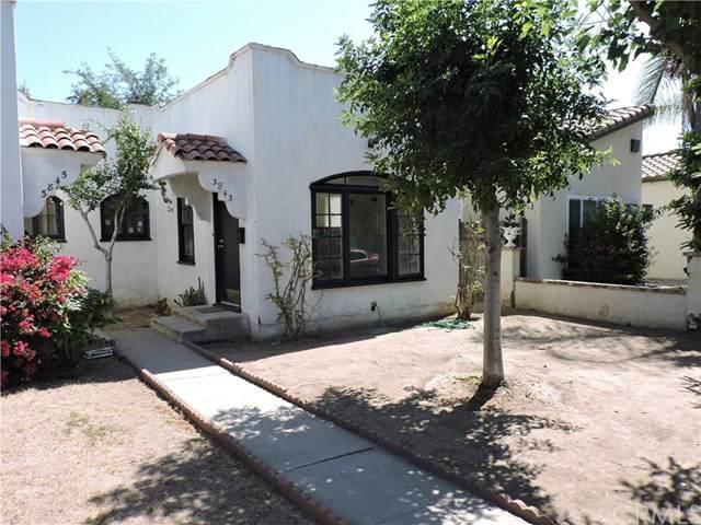 3843 1st Street, Riverside, CA 92501 (#PW20196815) :: Wendy Rich-Soto and Associates
