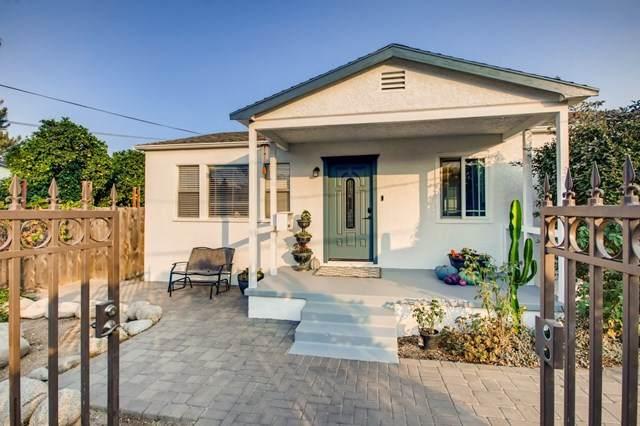 1015 Wilson Ave, El Cajon, CA 92020 (#200045934) :: Team Tami