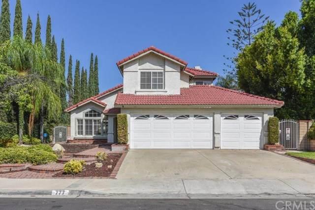 777 Bowcreek Drive, Diamond Bar, CA 91765 (MLS #CV20197927) :: Desert Area Homes For Sale