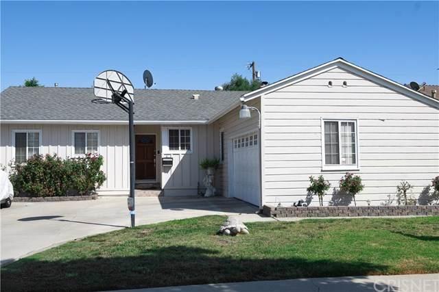 7044 Oakdale Avenue, Winnetka, CA 91306 (#SR20196889) :: Go Gabby