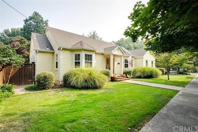 641 Poplar Street, Chico, CA 95928 (#SN20195935) :: The Laffins Real Estate Team
