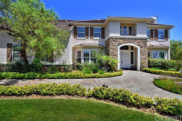 11418 Kokopeli Place, Chatsworth, CA 91311 (#SR20197960) :: The Laffins Real Estate Team