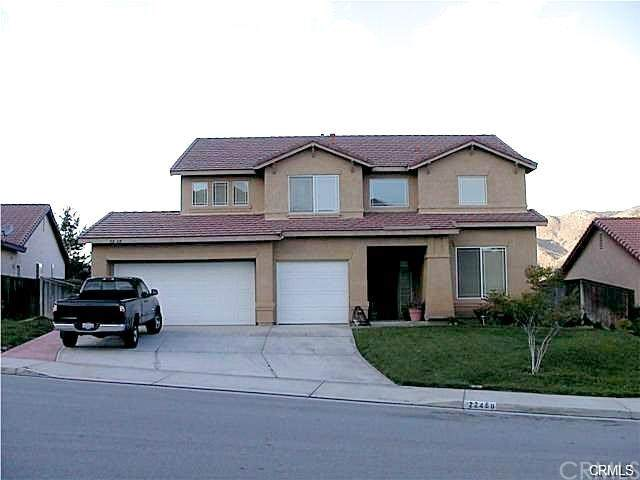 22460 Belcanto Drive, Moreno Valley, CA 92557 (#SW20196915) :: The Laffins Real Estate Team