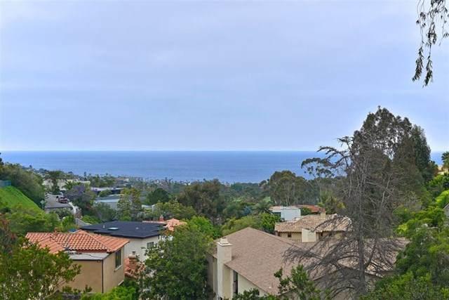 Carrizo Lots Adjacent To House At 7224 Carrizo, La Jolla, CA 92037 (#200045948) :: Better Living SoCal
