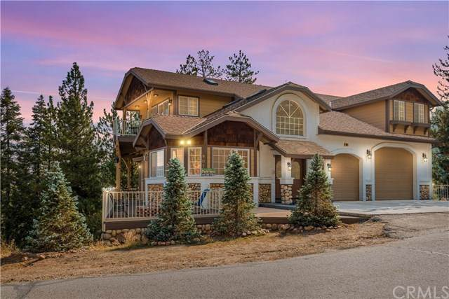 907 Cameron Drive, Big Bear, CA 92315 (#EV20193583) :: Crudo & Associates