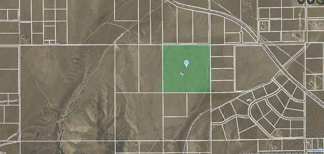 0 Santa Rosa Road, Apple Valley, CA 92308 (#528442) :: Better Living SoCal