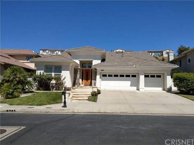 20443 Via Galileo, Porter Ranch, CA 91326 (#SR20146752) :: The Najar Group