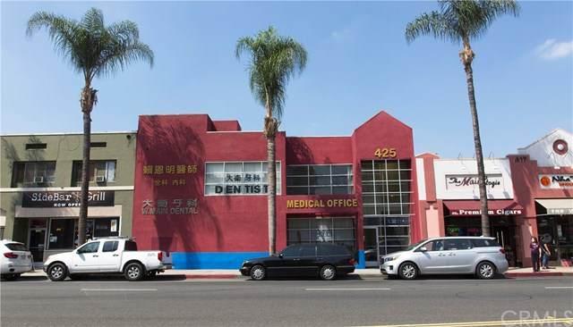 425 W Main Street #202, Alhambra, CA 91801 (MLS #AR20197163) :: Desert Area Homes For Sale